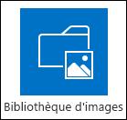 Bibliothèque d'images