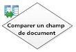 Comparer le champ de document