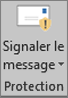 Complément rapport Message pour Outlook