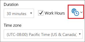 Modifier le fuseau horaire