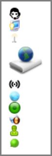 Capture d'écran d'un fichier de sprite