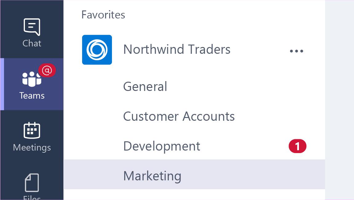 Notifications de cette capture d'écran d'activité et de mentions.