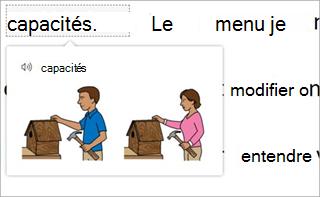 Dictionnaire d'images