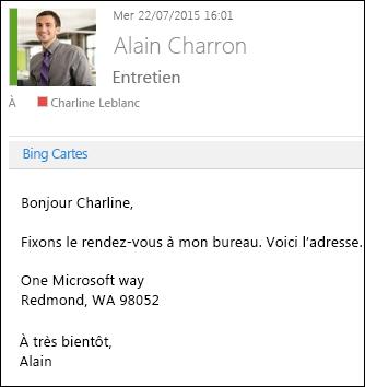 Complément Bing Cartes