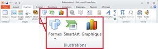 Crer un diagramme de venn support office groupe formes de longlet insertion ccuart Image collections