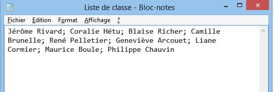 Ajoutez du personnel en bloc à votre bloc-notes.