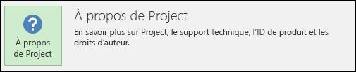 À propos de Project