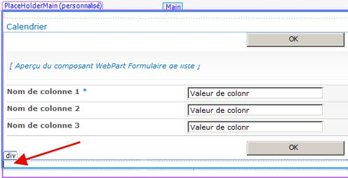 Formulaires SharePoint Designer