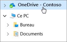 Démarrage rapide pour les employés: Bureau, Documents et OneDrive