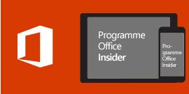 Office Insider pour iOS