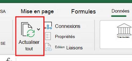 Utiliser Power Query dans Excel pour Mac
