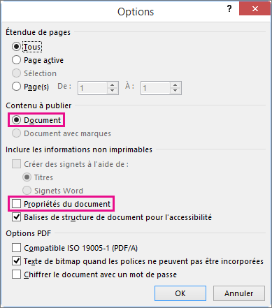 comment changer un doc word en pdf