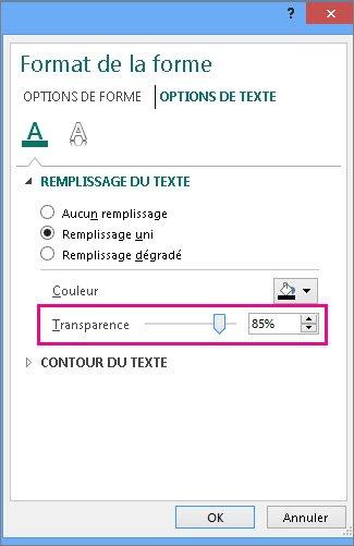 Ajouter Un Filigrane De Texte Dans Publisher Publisher