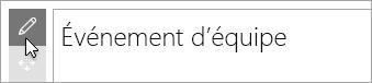 Modifier le composant WebPart Microsoft Forms.