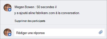 Ajouter des illustrations dans un message avec Outlook