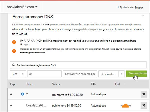 Cloudflare-utilisation optimale-configurer-2-5