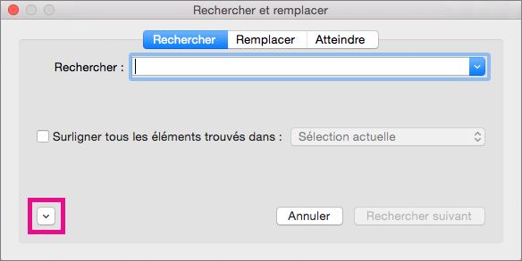 Montre comment ouvrir le menu contextuel Format