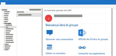 Afficher et lire ou répondre à des conversations de groupe dans Outlook pour Mac