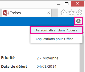 Supprimer une application pour office d une application for Sur la table application