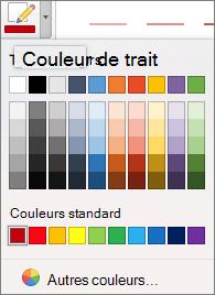 Choisissez une couleur