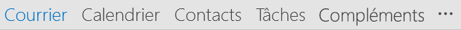 Sélectionnez les personnes à afficher vos contacts.