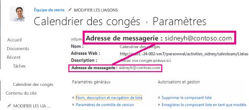 Ajouter des fichiers en envoyant des courriers électroniques
