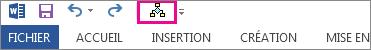 Bouton Macro de la barre d'outils Accès rapide
