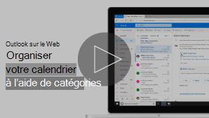 Image miniature de la vidéo catégories de calendrier
