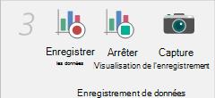 Enregistrer les données