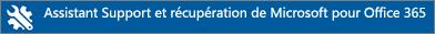Télécharger l'Assistant Support et récupération de Microsoft pour Office365