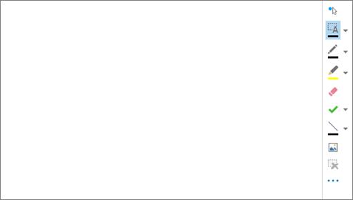 Tableau blanc