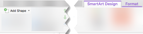 Ajouter une forme à un graphique SmartArt