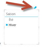 Icône Effacer le filtre dans Power View