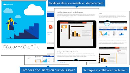 Prise en main couverture de OneDrive