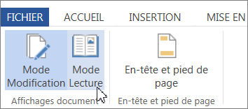 Bouton Mode Lecture