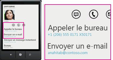 Lync pour clients mobiles