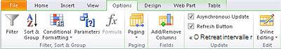 Ouvrir le site dans SharePoint Designer 2010