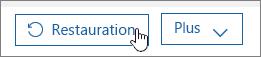 Restaurer un utilisateur dans Office365.