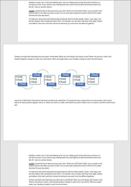 modifier l u2019orientation de page en orientation paysage ou