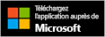 Télécharger l'application sur Microsoft