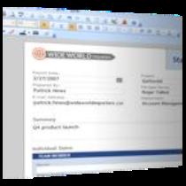 Interface de SharePoint WSS 2007
