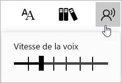 Paramètres de voix