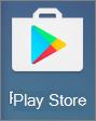 Icône de Google Play