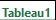 Icône de table actualisables dans PowerPivot