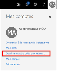 comptes Office 365