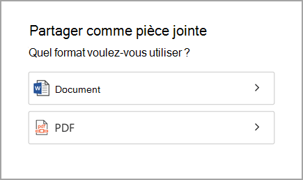 Document ou un fichier PDF