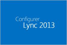 Configurer Lync2013 - miniature de cours