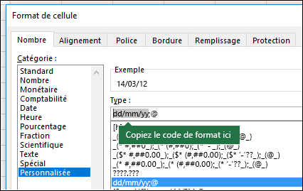 Fonction Texte Support Office