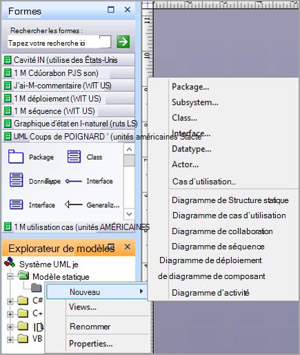 Diagramme de cas d'utilisation Selece