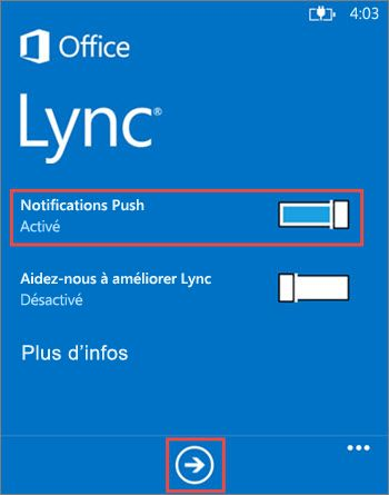 Configurer lync 2013 pour les r unions en ligne et la messagerie instantan e sur votre windows - Activer office par telephone ...